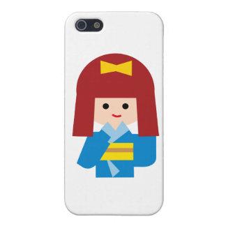 KimonoGirlNew9 Cases For iPhone 5