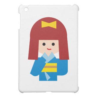 KimonoGirlNew9 iPad Mini Covers