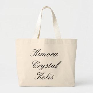 Kimora Crystal Kelis Large Tote Bag