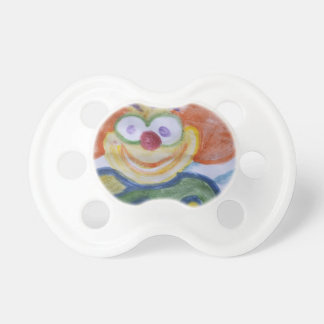 KIM'S CLOWN BABY PACIFIERS