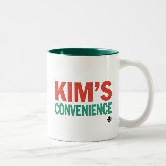 Kim's Convenience Two-Tone Coffee Mug