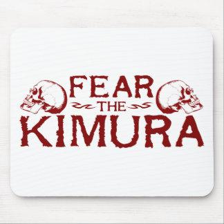 Kimura Mouse Pad
