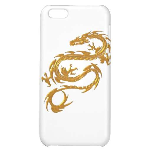 Kin ryu Japanese Dragon iPhone 5C Covers