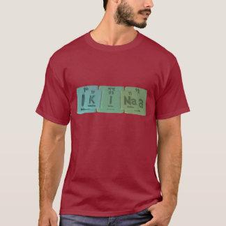 Kina as Potassium Iodine Sodium T-Shirt