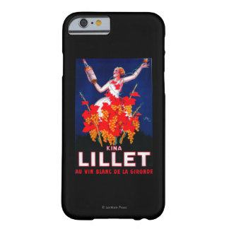 Kina Lillet Vintage PosterEurope Barely There iPhone 6 Case