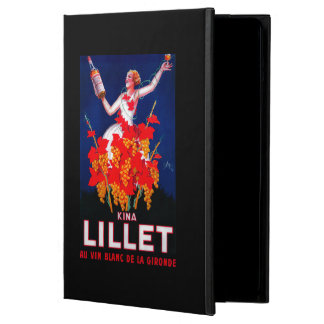 Kina Lillet Vintage PosterEurope Cover For iPad Air