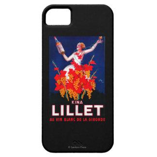 Kina Lillet Vintage PosterEurope iPhone SE/5/5s Case