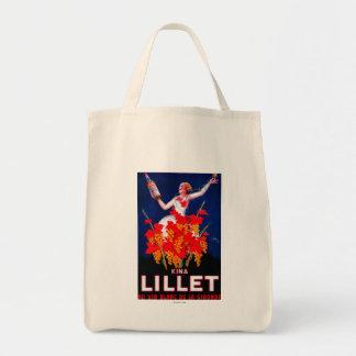 Kina Lillet Vintage PosterEurope Tote Bag