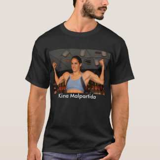 Kina Malpartida Peru Boxing T-Shirt