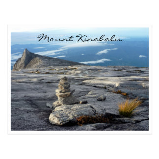 kinabalu vista postcard