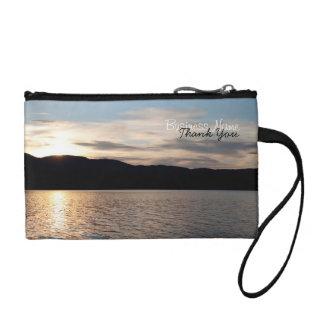 Kinaskan Sunset; Promotional Coin Wallet