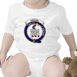 Kincaid Clan Badge Bodysuit