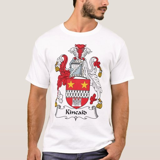 Kincaid Family Crest T-Shirt