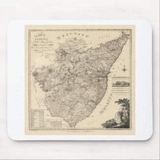 Kincardine Scotland 1774 Mouse Pad