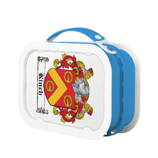 Kinch Family Crest Lunchboxes
