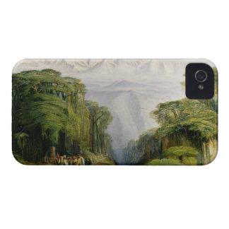 Kinchinjunga from Darjeeling, 1879 (oil on canvas) iPhone 4 Case