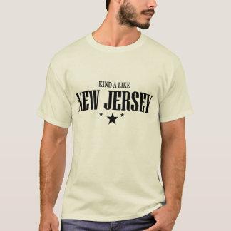 Kind A Like New Jersey T-Shirt