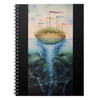 Kind book, earth One Notebook