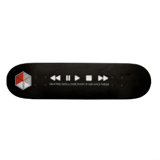 Kind core Skateboards/Theme Skating Is Easy Skateboard Deck