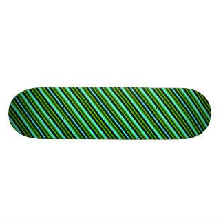Kind Deco green blue black touched Skateboard