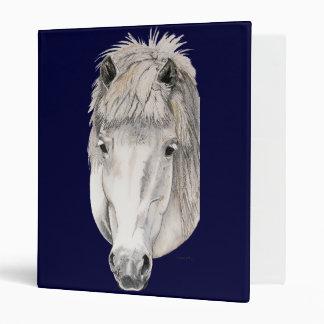Kind Eyes - Icelandic Horse Binder