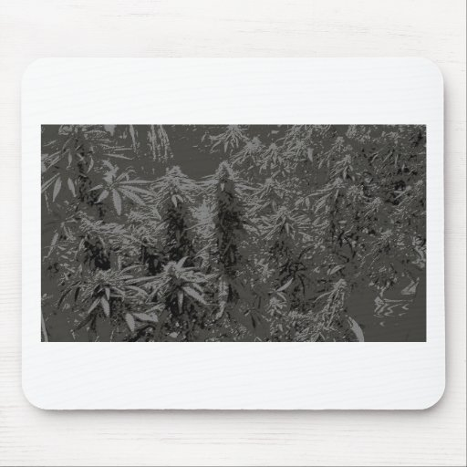 kind gardens mouse pad