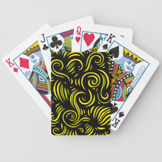Kind Innovative Grin Unreal Bicycle Playing Cards