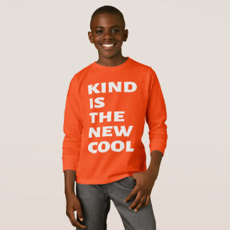 Kind is The New Cool T-Shirt