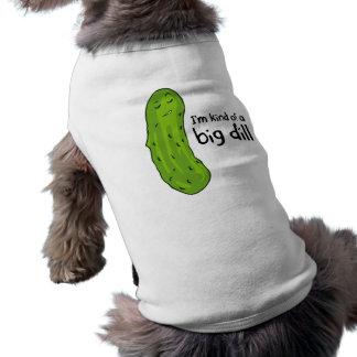 Kind of a Big Deal Dill Pickle Pet Clothes