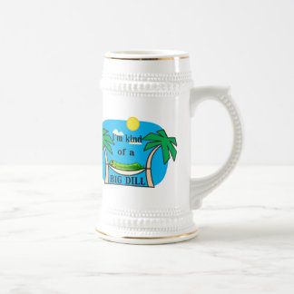 Kind Of A Big Dill Beer Stein