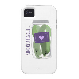 Kind of a Big Dill iPhone 4/4S Cover