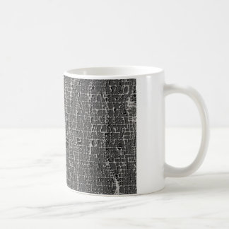 Kind Of Grey Concrete Coffee Mug