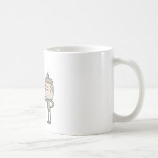 Kind Stranger Classic White Coffee Mug