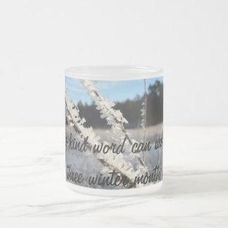 Kind Word Coffee Mugs