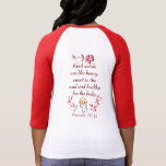 Kind words - T-shirt