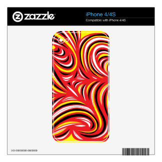 Kind Worthy Rewarding Philosophical Decals For The iPhone 4S