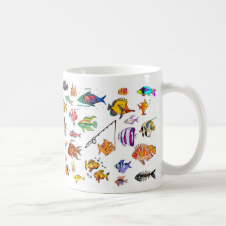 Kinda Fishy Coffee Mug