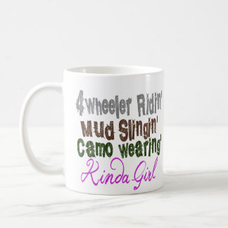 Kinda Girl Coffee Mug