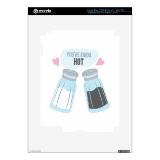 Kinda Hot Skins For iPad 3