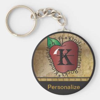 Kindegarten Key Chain