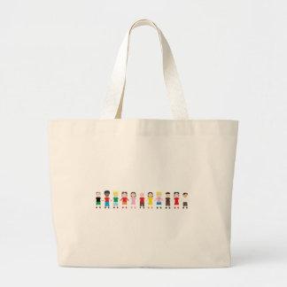 Kinder/Children/Niños Canvas Bag
