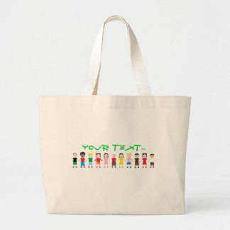 Kinder/Children/Niños Bag