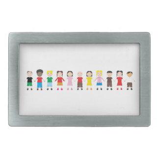 Kinder/Children/Niños Belt Buckle