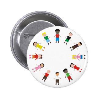 Kinder Children Niños Pins