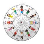 Kinder/Children/Niños Dart Boards