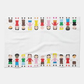 Kinder/Children/Niños Hand Towels