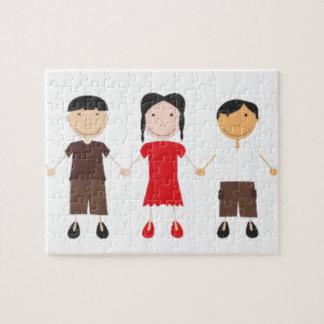 Kinder/Children/Niños Puzzles
