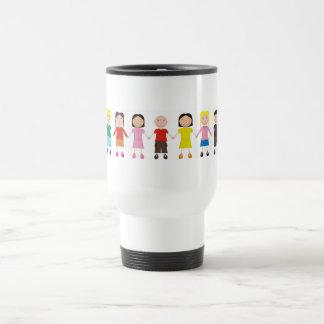 Kinder/Children/Niños Travel Mug