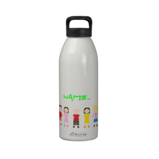 Kinder/Children/Niños Drinking Bottle