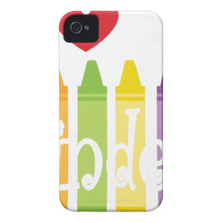 kinder teacher2 iPhone 4 cover